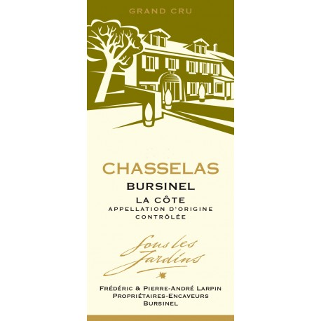 Chasselas 75cl
